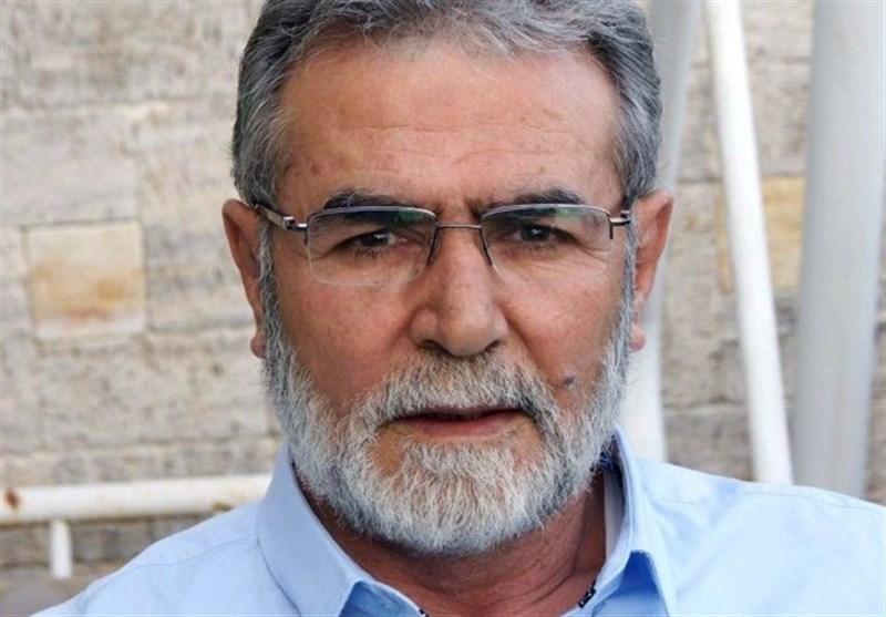 FİLİSTİN İSLAMİ CİHAD LİDERİ ENNEHALE: 'İRAN DİRENİŞİN GERÇEK DESTEKÇİSİDİR'