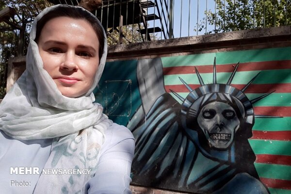 İRAN'DA MOSSAD ADINA CASUSLUK YAPAN KYLİE MOORE GİLBERT TAKAS ANLAŞMASIYLA SERBEST BIRAKILDI (VİDEO)