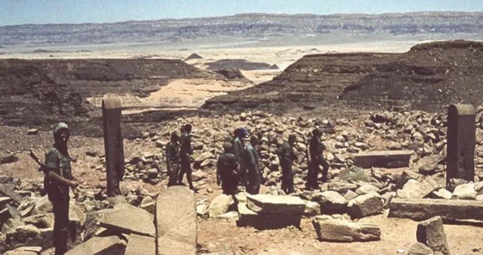 KORSAN İSRAİL MISIR'A AİT TARİHİ ESERLERİ ÇALDI