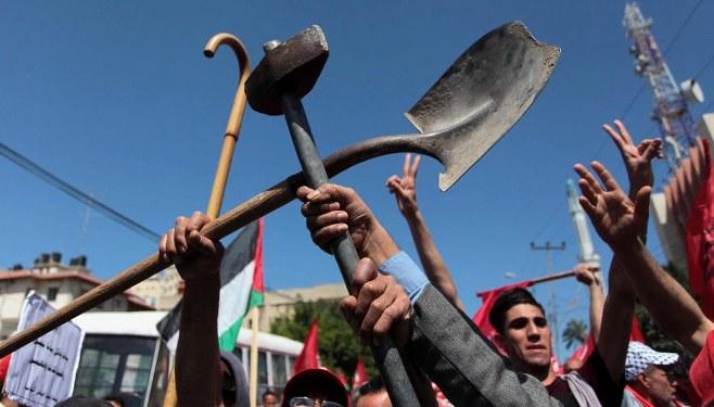 SİYONİST ABLUKA ALTINDAKİ GAZZE'DE HALKIN %85'İ FAKİRLİK SINIRININ ALTINDA
