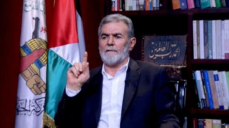 'SİYONİST DÜŞMAN GAZZE'YE YAKLAŞMAYA CESARET EDEMİYOR'