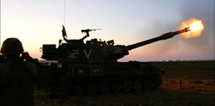 TERÖRİST İSRAİL ORDUSU GAZZE'DE HAMAS'A AİT İKİ NOKTAYI VURDU