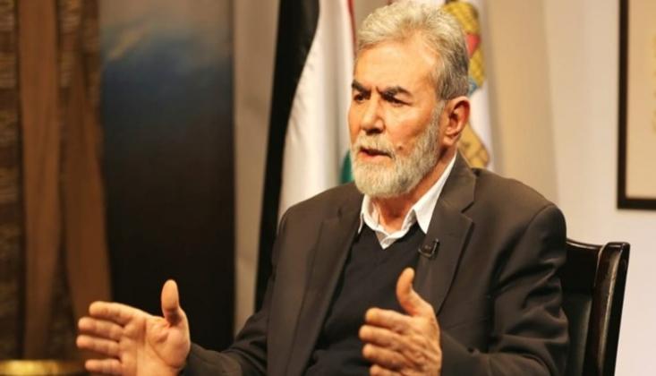 ZİYAD ENNEHALE İSLAMİ CİHAD'IN İRAN'LA OLAN İLİŞKİSİNE DAİR ÖNEMLİ AÇIKLAMALAR YAPTI